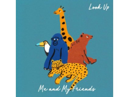 ME AND MY FRIENDS - Look Up (LP)