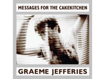 GRAEME JEFFERIES - Messages For The Cakekitchen (LP)