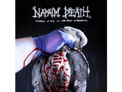 NAPALM DEATH - Throes Of Joy In The Jaws Of Defeatism (LP)