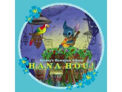 VARIOUS ARTISTS - Disneys Hawaiian Album 2 -Alohmo My- (CD)