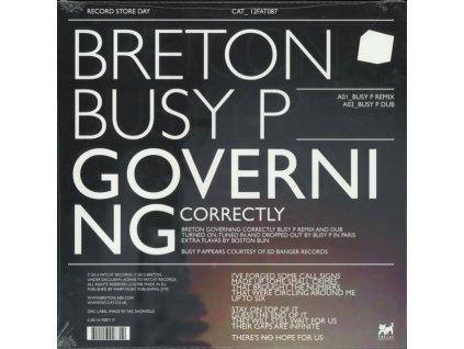 BRETON - Breton Remixed (LP)