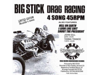 "BIG STICK - Drag Racing (RSD 2019) (7"" Vinyl)"