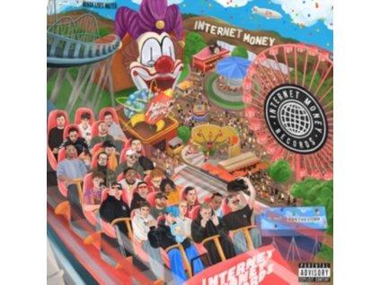 INTERNET MONEY - B4 The Storm (Clear Vinyl) (LP)