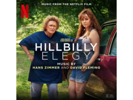 HANS ZIMMER & DAVID FLEMING - Hillbilly Elegy - Orihinal Soundtrack (LP)