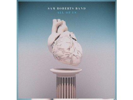 SAM ROBERTS BAND - All Of Us (LP)