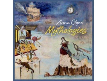 "BBC SYMPHONY ORCHESTRA / MARIN ALSOP / SAKARI ORAMO / ANDREW LI - Anna Clyne: Mythologies (12"" Vinyl)"