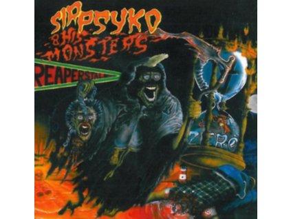 SIR PSYKO & HIS MONSTERS - Reapers Tale (LP)