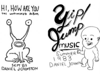 DANIEL JOHNSTON - Hi How Are You - Yip/Jump Music (LP)