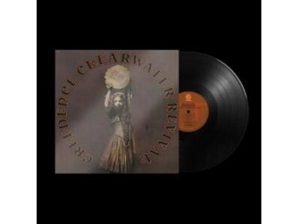 CREEDENCE CLEARWATER REVIVAL - Mardi Gras (Half Speed Master) (LP)