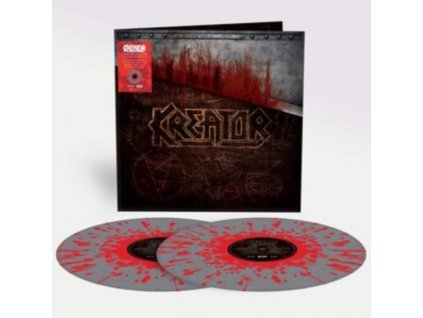 KREATOR - Under The Guillotine (LP)