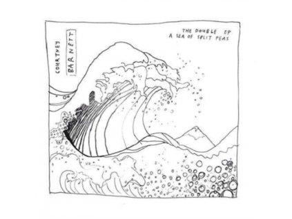 COURTNEY BARNETT - The Double Ep - A Sea Of Split Peas (LP)