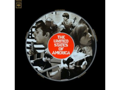 UNITED STATES OF AMERICA - The United States Of America (Mono Edition) (LP)