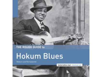 VARIOUS ARTISTS - The Rough Guide To Hokum Blues (LP)