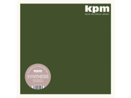 ALAN HAWKSHAW & BRIAN BENNETT - Synthesis (The Kpm Reis (LP)