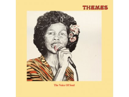 ALAN PARKER AND MADE - The Voice Of Soul (Them (LP)