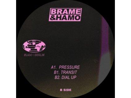 "BRAME AND HAMO - Pressure EP (12"" Vinyl)"