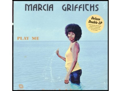 MARCIA GRIFFITHS - Sweet And Nice (LP)