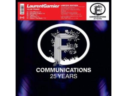 """LAURENT GARNIER - Club Traxx (12"""" Vinyl)"""