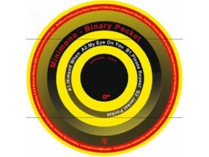 "MINIMONO - Binary Pocket (12"" Vinyl)"