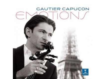 GAUTIER CAPUCON / ORCHESTRE DE CHAMBRE DE PARIS / MAITRISE NOTRE-DAME - Emotions (LP)