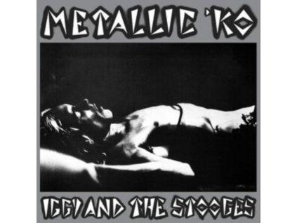 IGGY AND THE STOOGES - Metallic Ko (LP)