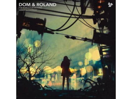 """DOM & ROLAND - Search For Meaning / Abbott & Co (12"""" Vinyl)"""
