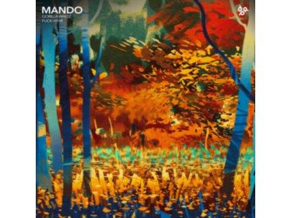"MANDO - Gorilla Waltz / Fuck Wi Mi (12"" Vinyl)"