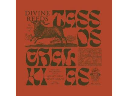 TASSOS CHALKIAS - Divine Reeds - Obscure Recordi (LP)