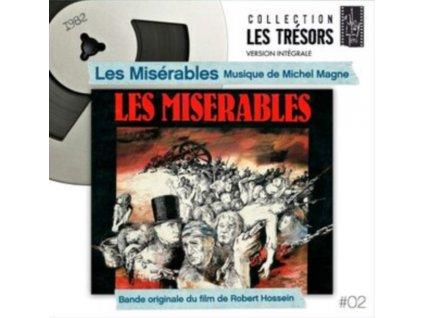 MICHEL MAGNE - Les Miserables 1982 (CD)