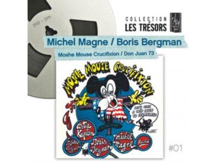 MICHEL MAGNE / BORIS BERGMAN - Moshe Mouse Crucifixion / Don Juan 73 (CD)
