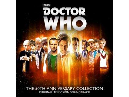 ORIGINAL TV SOUNDTRACK - Doctor Who - The 50Th Anniversary (CD)