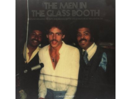 VARIOUS ARTISTS - The Men In The Glass Booth (Part B) (LP)