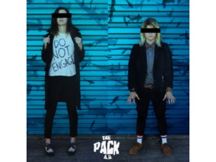 PACK AD - Do Not Engage (LP)