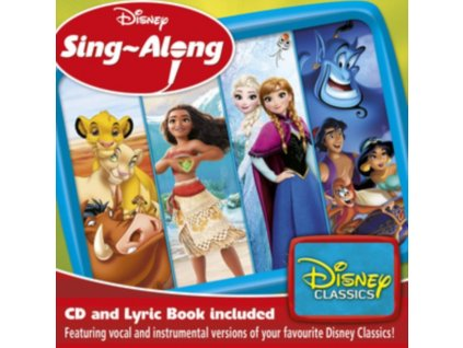 VARIOUS ARTISTS - Disney Sing Along - Disney Classics (CD)