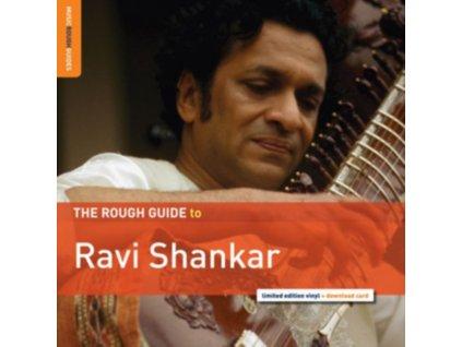 RAVI SHANKAR - The Rough Guide To Ravi Shankar (LP)