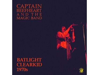CAPTAIN BEEFHEART & THE MAGIC BAND - Batlight Clearkid (LP)