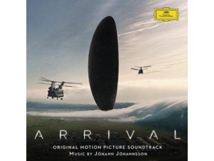 JOHANN JOHANNSSON - Arrival (LP)