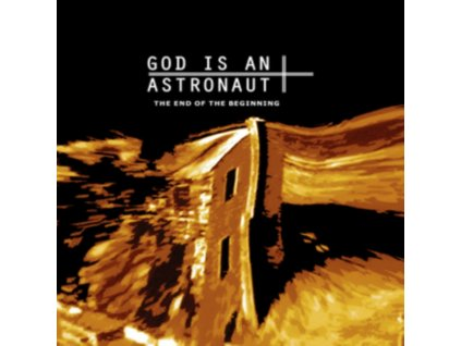 GOD IS AN ASTRONAUT - The End Of The Beginning (Clear Vinyl) (LP)