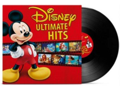 VARIOUS ARTISTS - Disney Ultimate Hits (LP)