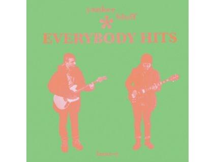 YANKEE BLUFF - Everybody Hits (Green Vinyl) (LP)