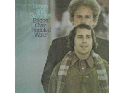 SIMON & GARFUNKEL - Bridge Over Troubled Water Clear Classic Version (Transparent Vinyl) (LP)