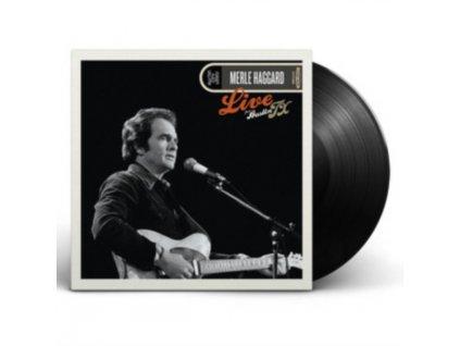 MERLE HAGGARD - Live From Austin. Tx 78 (LP)