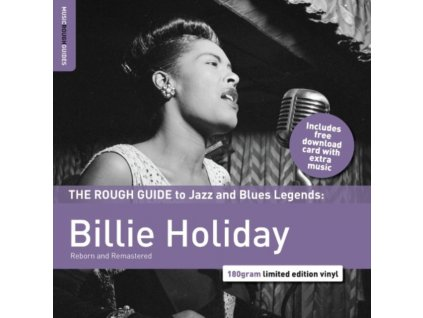 BILLIE HOLIDAY - The Rough Guide To (LP)