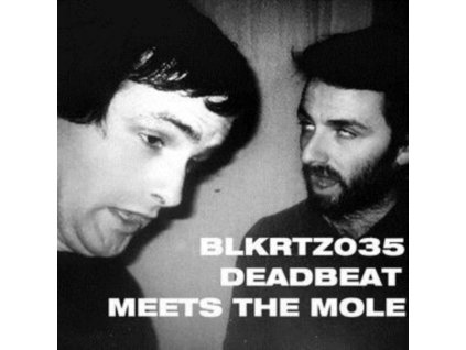 DEADBEAT & THE MOLE - Deadbeat Meets The Mole (LP)