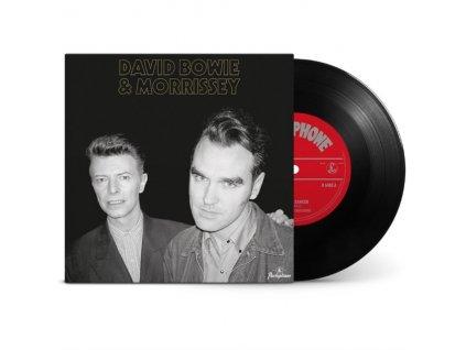 """MORRISSEY AND DAVID BOWIE - Cosmic Dancer (7"""" Vinyl)"""