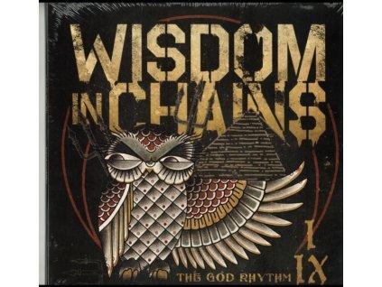 WISDOM IN CHAINS - The God Rhythm (LP)