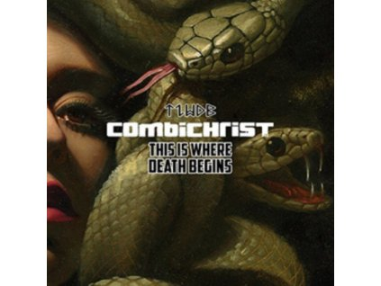 COMBICHRIST - This Is Where Death Begins (LP)
