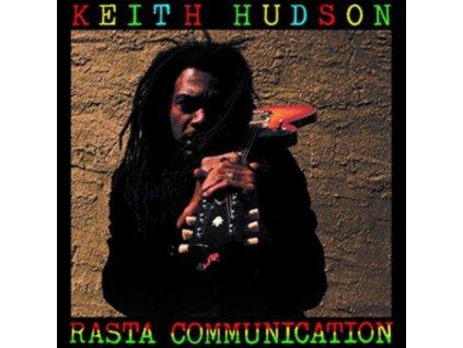 KEITH HUDSON - Rasta Communication (LP)