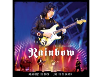 RITCHIE BLACKMORES RAINBOW - Memories In Rock  Live In Germany (LP)