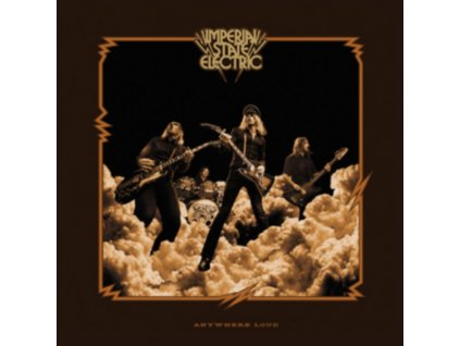 IMPERIAL STATE ELECTRIC - Anywhere Loud (Gold Vinyl) (LP)